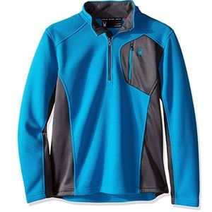 Spyder Bandit 1/2 Zip Light Stryke Fleece Jacket